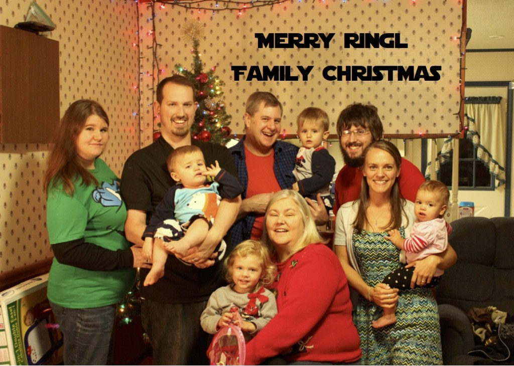 Ringl Family Christmas